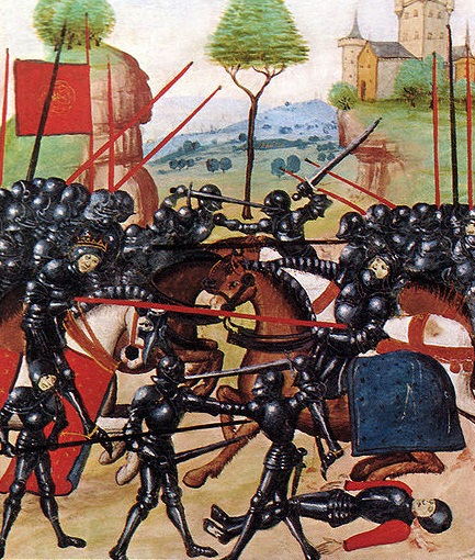 Wars of the Roses battle